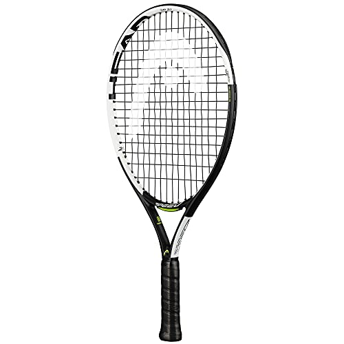 HEAD Speed 21 Raquetas de Tenis, Juventud Unisex, Multicolor, 4-6 años