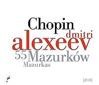 55 Mazurkas by FREDERIC CHOPIN