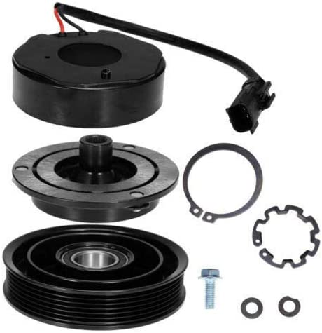 CoolTech Credence AC Compressor Clutch OFFicial mail order Kit Pulley Coil 2008-2010 Fits: Do
