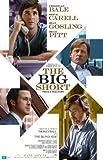The Big Short - Christian Bale – Australian Film Poster