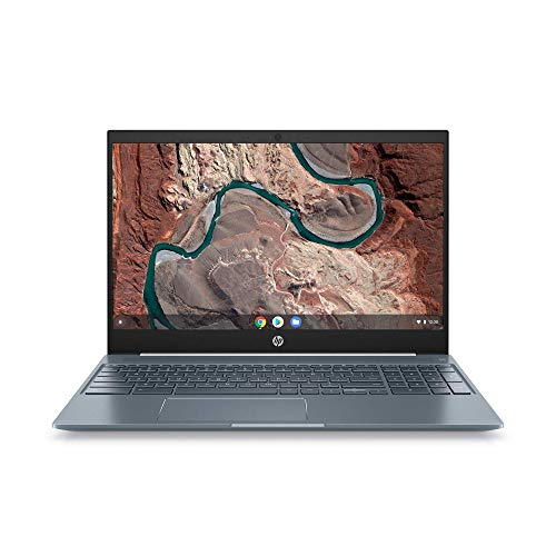 New 2020 HP Chromebook 15.6 Full HD IPS WLED-Backlit...