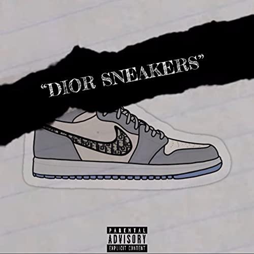 Dior Sneakers [Explicit]