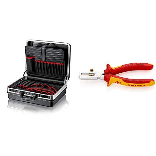 KNIPEX 00 21 05 LE Werkzeugkoffer...