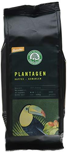 Lebensbaum Plantagen Kaffee, gemahlen, demeter (1 x 250 g)