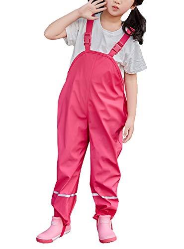 Lista de Pantalones impermeables para Niña - solo los mejores. 9