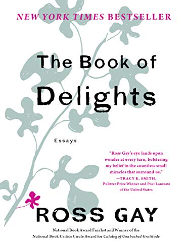 Image of The Book of Delights: Essays