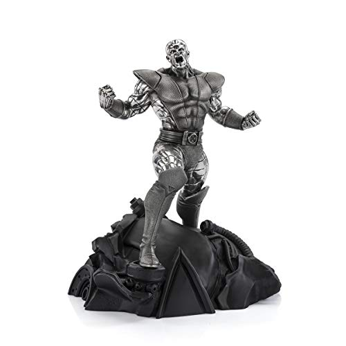 Royal Selangor Hand Finished Marvel Collection Pewter Limited Edition Colossus Victorious Statue Gift image