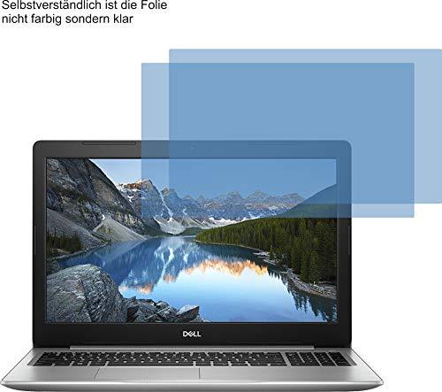 4ProTec I 2X Crystal Clear klar Schutzfolie für Dell Inspiron 17 5770 Bildschirmschutzfolie Displayschutzfolie Schutzhülle Bildschirmschutz Bildschirmfolie Folie