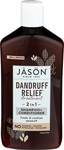 Jason Shampooing et après-shampoing anti-pelliculaire 2 en 1 355 ml