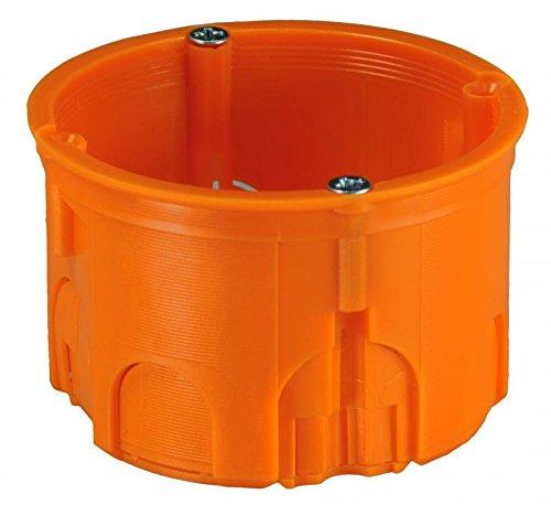 20-Pack Schalterdose Unterputzdose UP - Dose 41 mm Tief