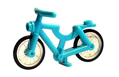 LEGO City 1 Fahrrad in türkis