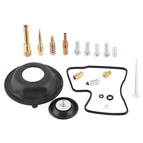 Kit de reparación de carburador Aramox, práctico kit de reparación de carburador de cortador de cepillo para motocicleta MCK031 apto para Steed400 Shadow VT VLX400 NV400CC