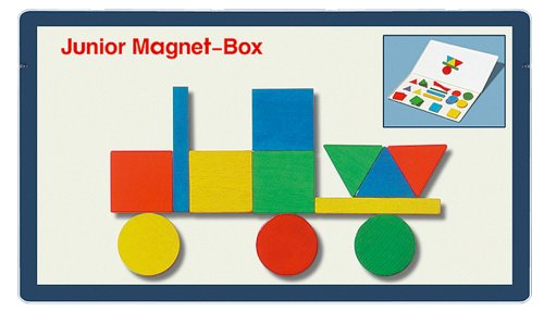 Oberschwäbische Magnetspiele 5026 Junior Magnet - Box