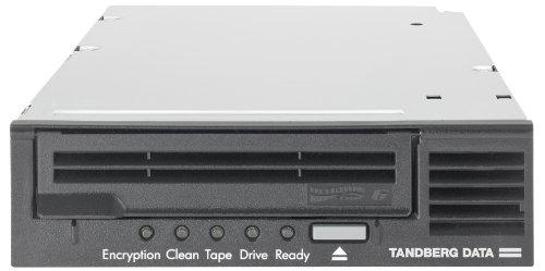 Tandberg LTO-6 HH - Internal Bare Drive Black FC 6,3 cm 2.5Zoll 6.25 TB Capacity 160 400 MB sec Transfer Rate