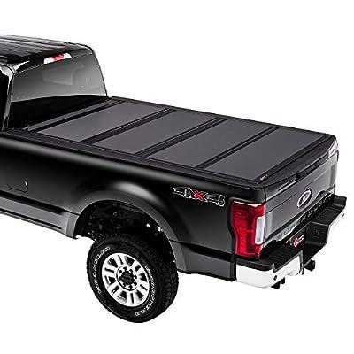 "BAK BAKFlip MX4 Hard Folding Truck Bed Tonneau Cover   448330   Fits 2017-20 Ford Super Duty 6'9"" Bed"