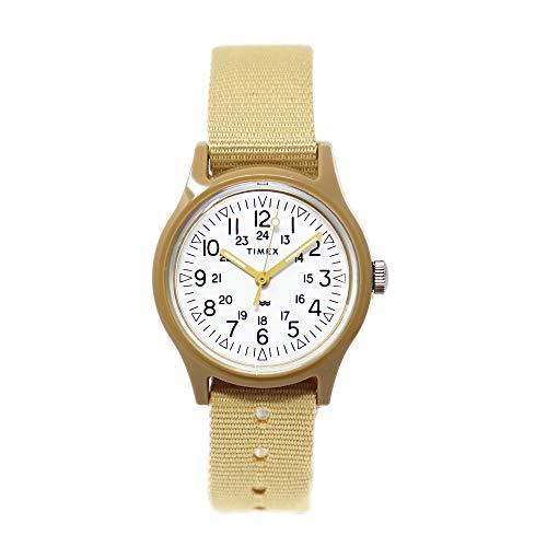 タイメックス TIMEX 腕時計 日本限定 TW2T33900 camper オリジナルキャンパー 29mm (クリーム)