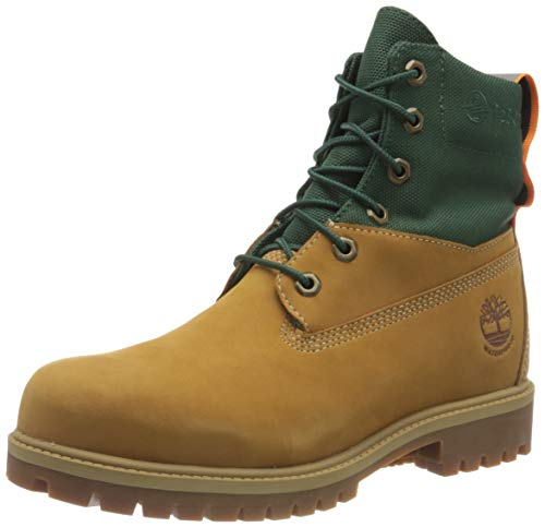 Timberland A2D6U_43,5, Zapatillas de Trekking Hombre, Amarillo, 43.5 EU
