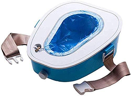Hywot Toilettes portatives Toilettes-Mobile Urgence Voiture Urinoir, Pot Portable pour Les Adultes/Enfants/Femme Enceinte/Vieil Homme, en Cas d'urgence en Plein air, Camping, randonnée pédestre