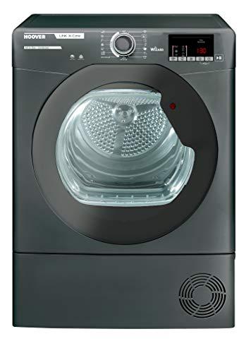 Hoover Link X Care HLXC10DRGR 10KG WiFI Condenser Freestanding Tumble Dryer