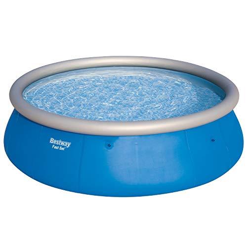 Fast Set Pool Ersatzteil rund, 457 x 122 cm, Blau