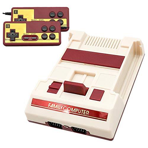 SHOH Console de jeu portable avec 1000 jeux et sortie TV, appareil photo, console de jeu vidéo portable rétro lecteur USB avec sortie TV rechargeable