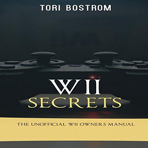 Wii Secrets audiobook cover art