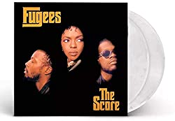 Fugees Lauryn Hill - Exclusive Limited Edition Translucent Clear Colored 2x Vinyl LP