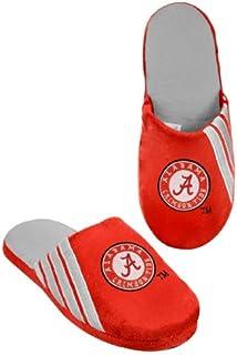 Medium FC Alabama Crimson Tide Mens Colorblock Slide Slippers