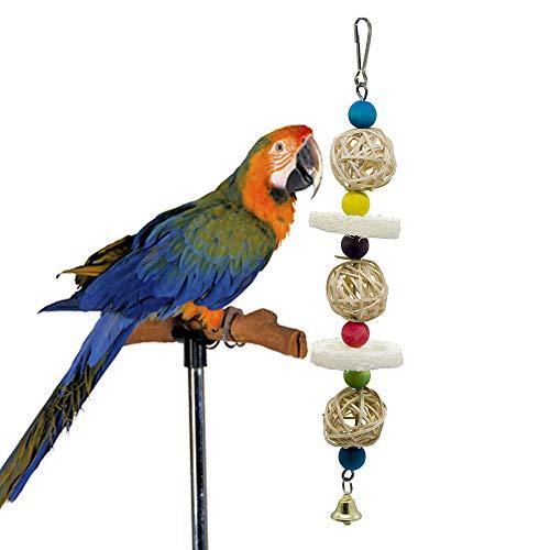 Pet Online Tierbedarf, kleine und mittlere Vogelspielzeuge, Luffa, Rattan-Ball, Tierbedarf