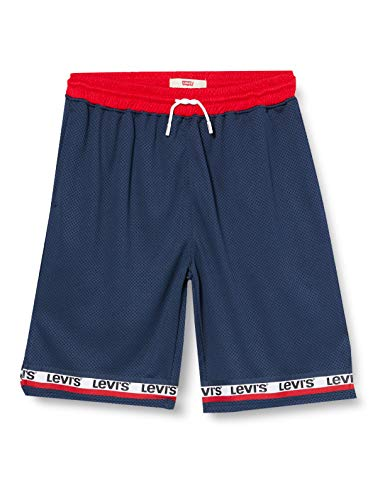 Levi's Kids Lvb Basketball Short Shorts - Jungen Dress Blues 5-7