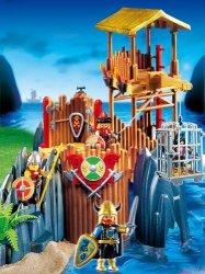 PLAYMOBIL Fortaleza Vikinga