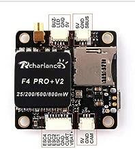 Rcharlance F4 Pro V2 30.5x30.5mm Omnibus F4 Flight Controller OSD BEC AIO 40CH 25/200/600/800mW VTX