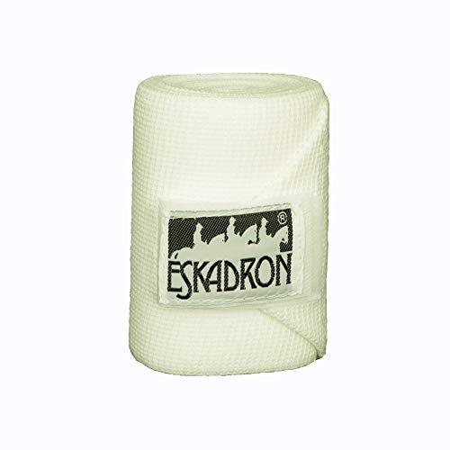 ESKADRON Arbeits Bandagen (1 Paar), weiß, 1.75 m x 10 cm