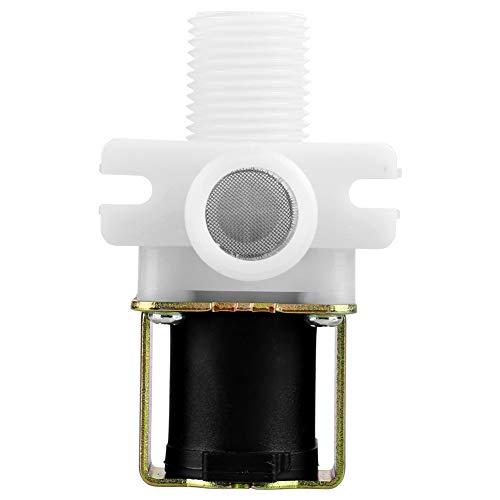 Válvula solenoide magnética eléctrica DC 12V a prueba de humedad para aire acondicionado para calentadores de agua
