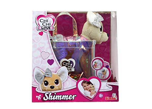 Simba - Chi Chi Love Shimmer Peluche, 5 años, 105893432009