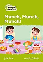 Level 2 – Munch, Munch, Munch! (Collins Peapod Readers)