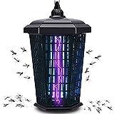 DSADDSD 30W Control óptico Inteligente Mosquito Repelente UV Lámpara de Asesino de Mosquitos electrónicos para Interiores y Exteriores