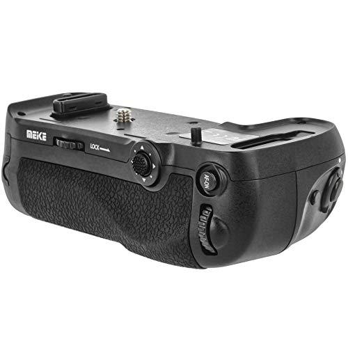 Meike - Empuñadura de batería, compatible con Nikon D850, repuesto para Nikon MB-D18