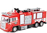 World Tech Toys 34980 Feuerwehrauto, Rot