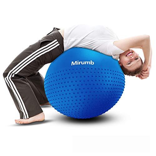 Pelota De Pilates Grande  marca Mirumb
