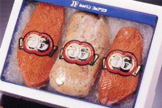 フォアグラスモークと鴨スモークの詰め合わせ 冷凍