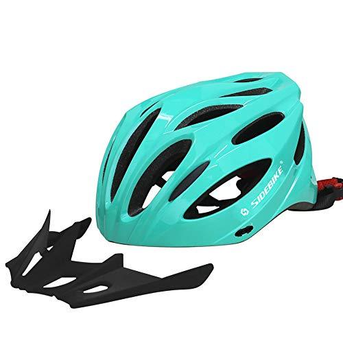 Casco para bicicleta Peso ligero Proceso de una pieza Sombrero para el...