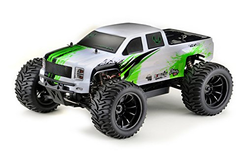 Absima Hot Shot Series 12207 - Absima AMT2.4 Brushed 1:10 RC Modellauto Elektro Monstertruck Allradantrieb RTR 2,4 GHz*