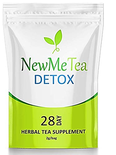 28 Day Detox Tea for Weight Loss Tea Belly Fat Burner for Women - Herbal Keto Teatox to Slim Fast, Skinny Fit Body | Energy/Metabolism Booster | Bloating Relief for a Flat Tummy | Senna Detox Cleanse