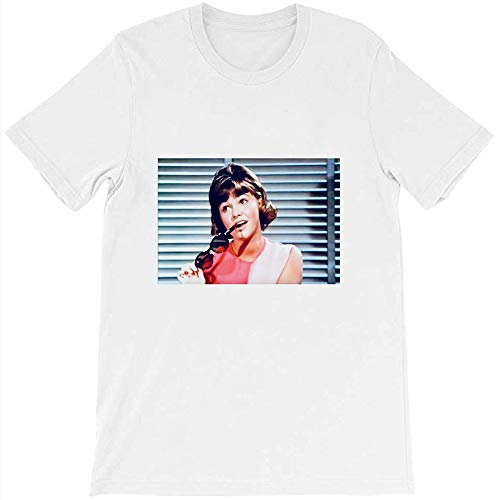 Sally Field is Gidget 60s Smokey and The Bandit Vintage Television Gift for Men Women Girls Unisex T-Shirt (White-4XL)