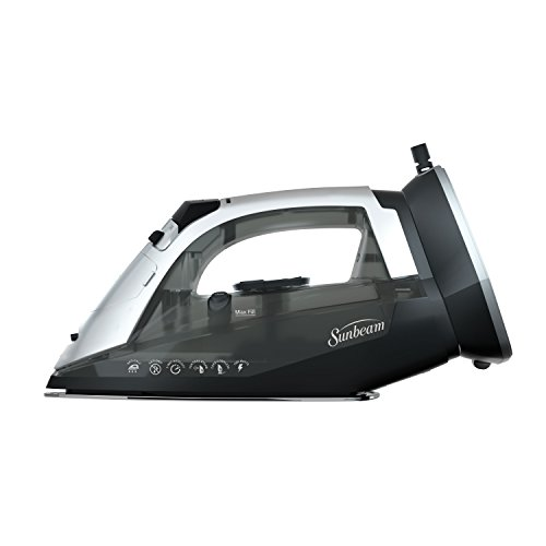 Product Image of the Sunbeam (GCSBNC-101-000) Versa Glide Cordless/Corded Iron, Black