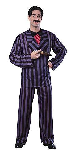 Generique - Offizielles Gomez-Kostüm aus der Addams Family M / L