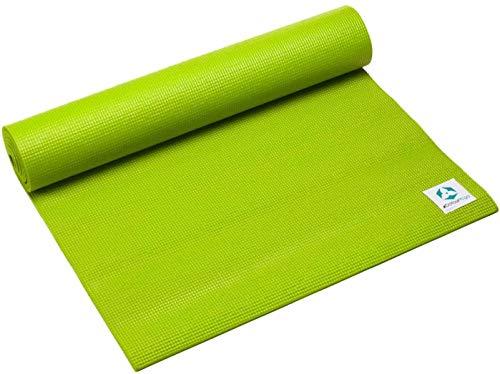#DoYourYoga Yogamatte »Annapurna Comfort« 183 x 61 x 0,5 cm Grün