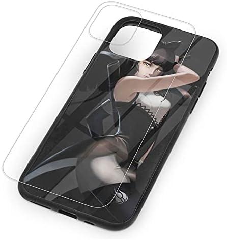 Amazon.com: RWBY Blake Belladonna iPhone 11 Case Premium Soft TPU ...