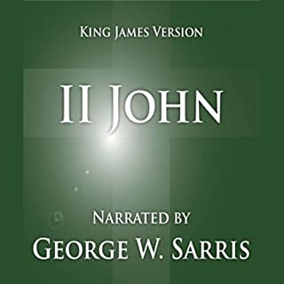 The Holy Bible - KJV: 2 John cover art